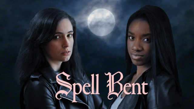 Spell Bent starring Jamie Hart and Lory Mpiana